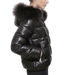 Fall Sale 🍁Duvetic Adhara Fur Hood Jacket